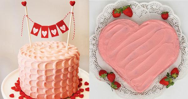 הישרדות Pinterest: עוגה ליום האהבה