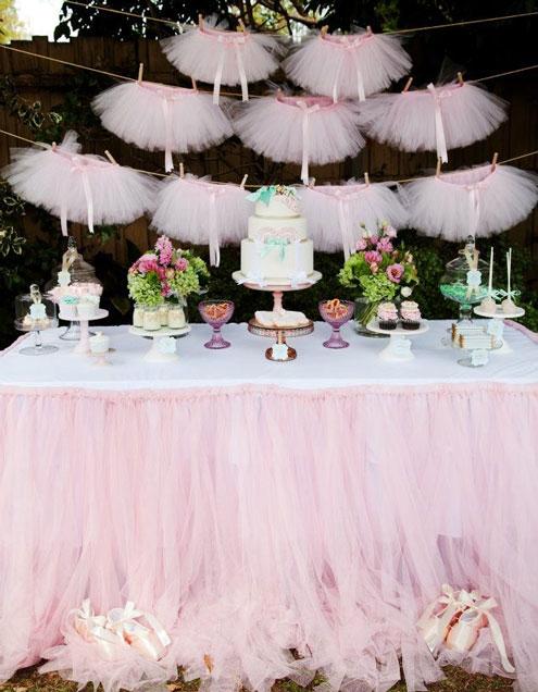 עיצוב-שולחן-יום-הולדת-בלרינה-2