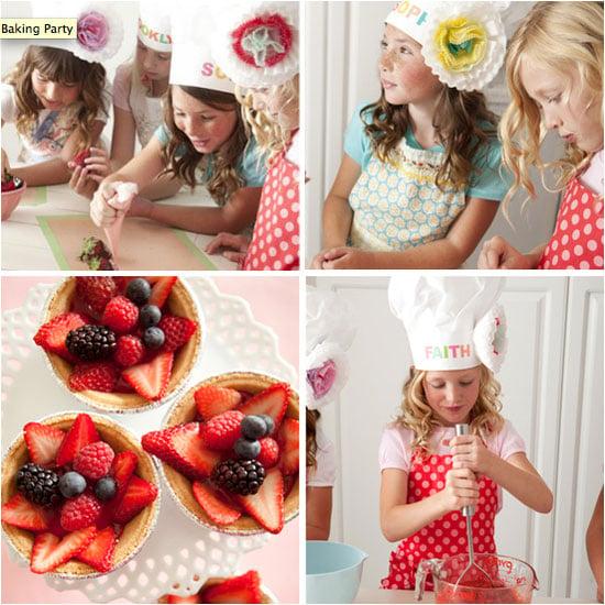 רעיונות לימי הולדת: גילאים 8, 9, 10, 11 ו- 12 מאסטר שף