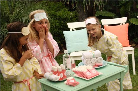 רעיונות לימי הולדת: גילאים 8, 9, 10, 11 ו- 12 מסיבת ספא