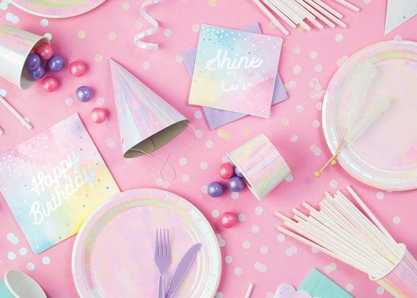 רעיונות ליום הולדת 16 המתוק - מסיבה ססגונית