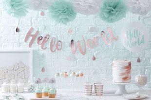 מסיבת נושא לברית/ה: Hello World