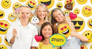 משחקים ופעילויות למסיבת אימוג'י