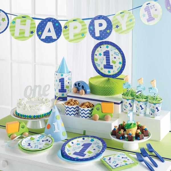 יום הולדת ראשון - סטים שלמים