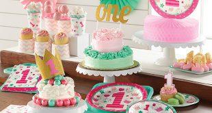 7 פריטי חובה ליום הולדת ראשון