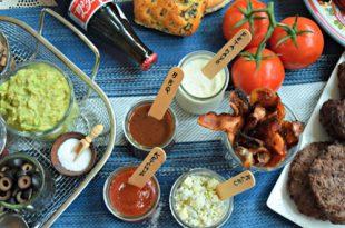10 דוכני מזון יצירתיים למסיבות וימי הולדת