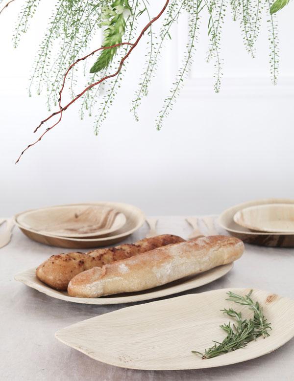 עיצוב שולחן חג שבועות - מגשים