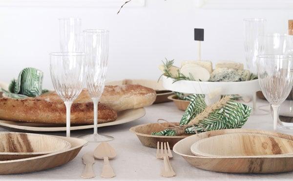 עיצוב שולחן חג שבועות - שולחן ערוך