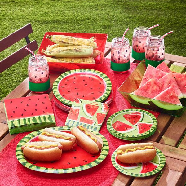 מסיבות קיץ לוהטות לשנת 2019 - מסיבת אבטיח