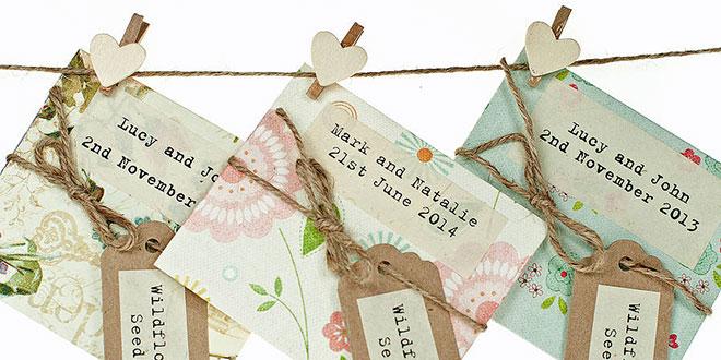 מתנות יצירתיות לאורחים בחתונה