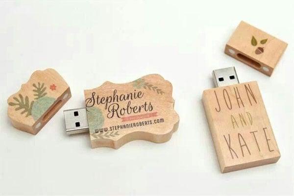 מתנות יצירתיות בחתונה - USB