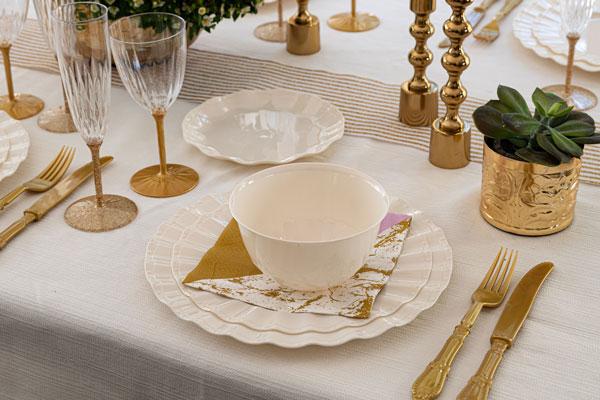 עיצוב שולחן ראש השנה - מגוון אירועים