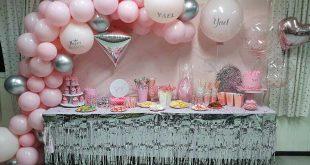 מסיבה ורודה כסופה - תמונה ראשית