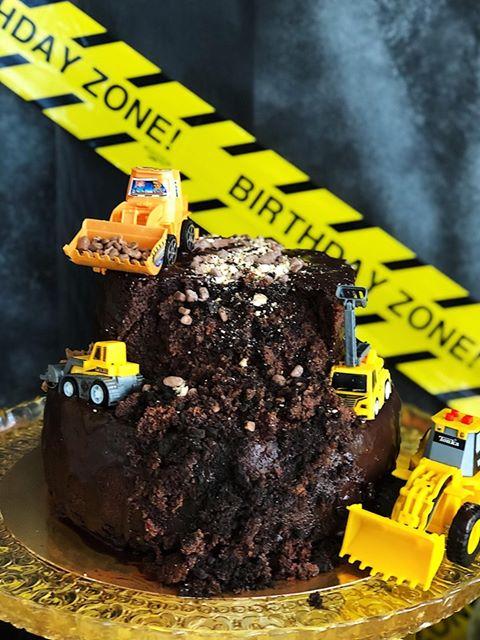 יום הולדת כאן בונים - עוגת יום הולדת