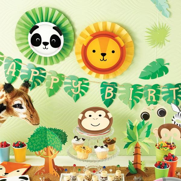 יום הולדת חיות מסיבה קישוטים